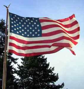 flag-flying