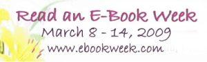 Read an E-Book Week
