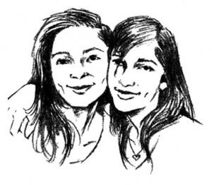 Author DaughterIllustration
