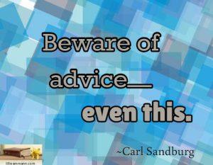 beware-of-advice