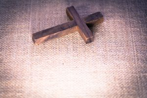 Holy Wooden Christian Cross