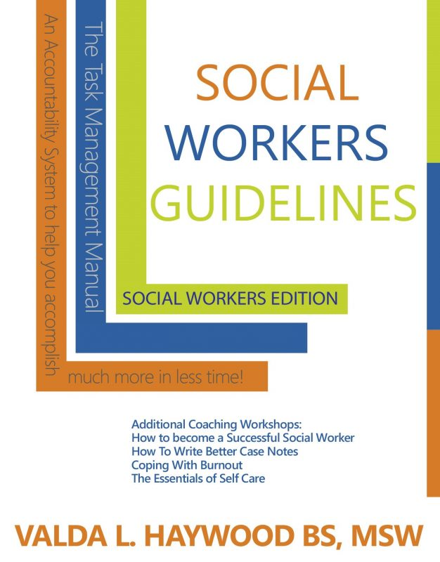 Social Worker Guidelines: Social Worker Edition