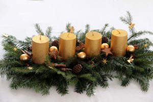 adventwreath-gold-candles
