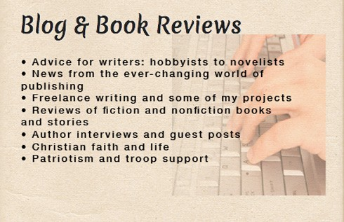 Blog & Book Reviews
