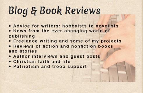 Blog & Book Reviews